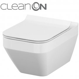 Miska WC podwieszana CREA NEW prostokątna