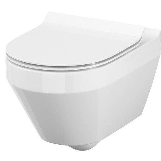 Miska WC podwieszana CREA NEW owalna