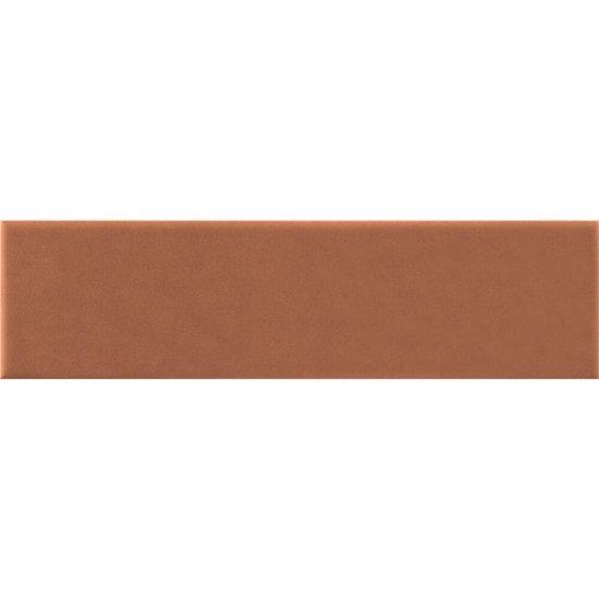 Klinkier elewacyjny SIMPLE RED mat 6,5x24,5 gat. I
