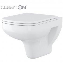 Miska WC podwieszana COLOUR NEW prostokątna