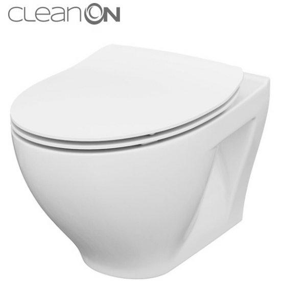 Miska WC podwieszana MODUO CO bez deski