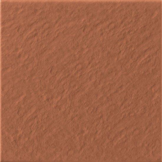 Klinkier podłogowy SIMPLE RED struktura mat 30x30 gat. I