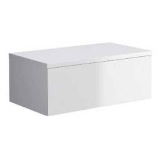 Szafka z blatem SPLENDOUR 80 79,7x44,8x30,8 biały mat