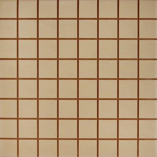 Płytka ścienna mozaika INWENCJA I4 beż mat 20x20 gat. I