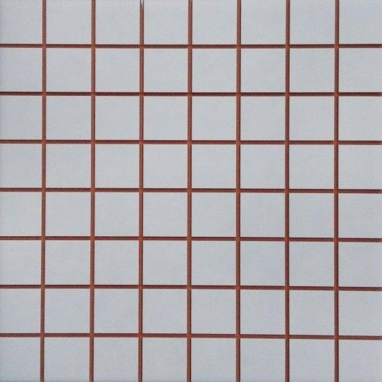 Płytka ścienna mozaika INWENCJA biała I1 mat 20x20 gat. I
