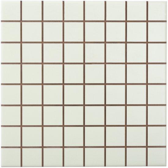 Płytka ścienna mozaika INWENCJA pistacja i7 mat 20x20 gat. I