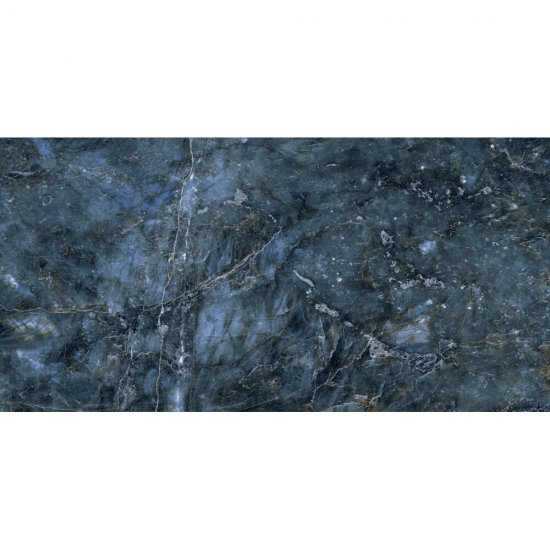Gres szkliwiony COLOR CRUSH blue polished 59,8x119,8 gat. I