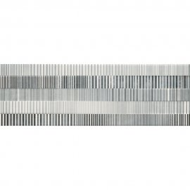 Płytka ścienna inserto CONCRETE STRIPES multikolor strips mat 29x89 gat. I