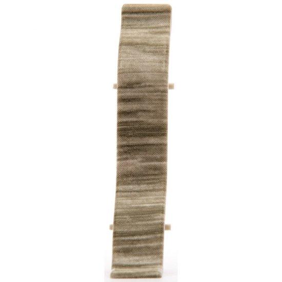 Komplet łączników malowanych dąb biały LP49/52 2 szt. KORNER
