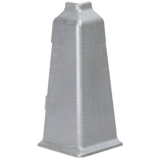 Komplet narożników zewnętrznych EVO aluminium 2 szt. KORNER