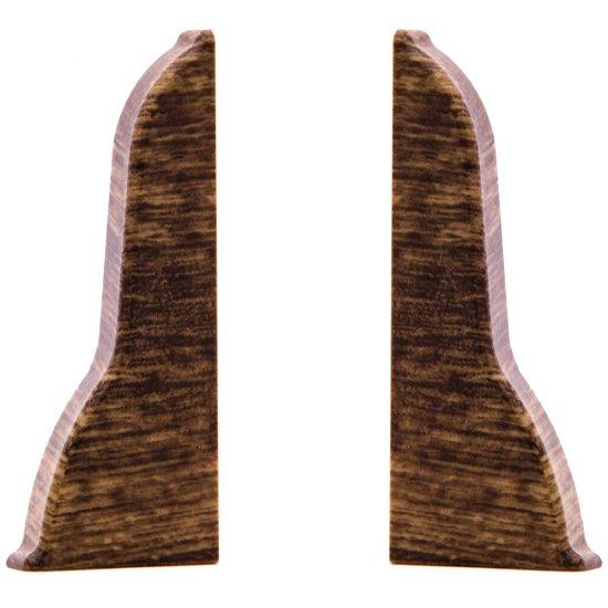 Komplet zakończenia Perfecta Wood dąb dorrian 2 szt. KORNER