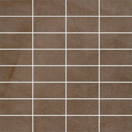 Gres szkliwiony mozaika ARENISCA mocca mat 29,7x29,7 gat. I