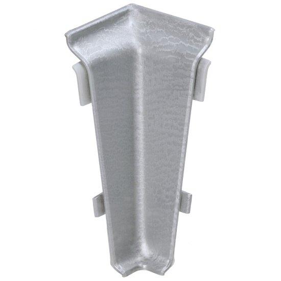 Komplet narożników wewnętrznych EVO aluminium 2 szt. KORNER