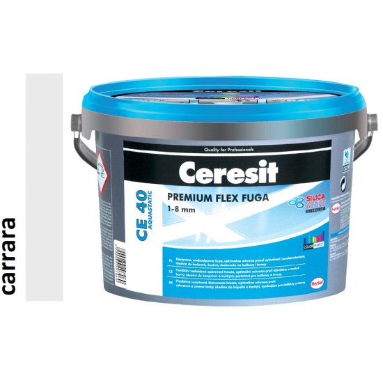 Fuga elastyczna CERESIT CE 40 carrara 2 kg