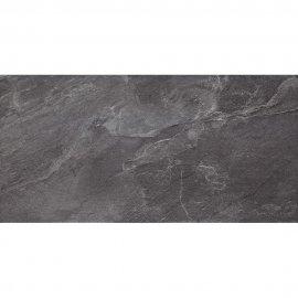 Gres szkliwiony NOIR grey mat 29,7x59,8 gat. I