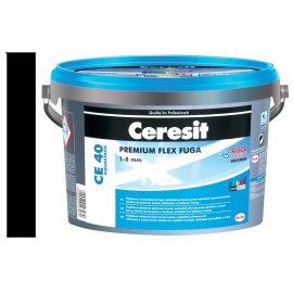 Fuga elastyczna CERESIT CE 40 coal 5 kg