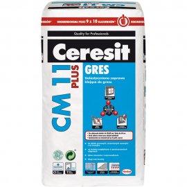 Zaprawa klejąca do gresu CERESIT CM 11 PLUS 25 kg