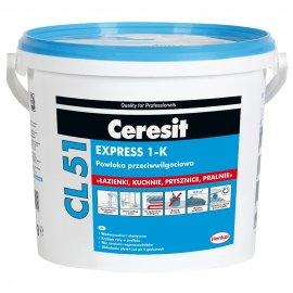 Powłoka przeciwwilgociowa CERESIT CL 51 EXPRESS 1-K 5 kg