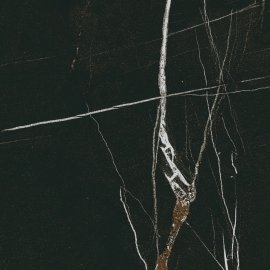 Gres szkliwiony DESERT WIND black poler 59,8x59,8 gat. II