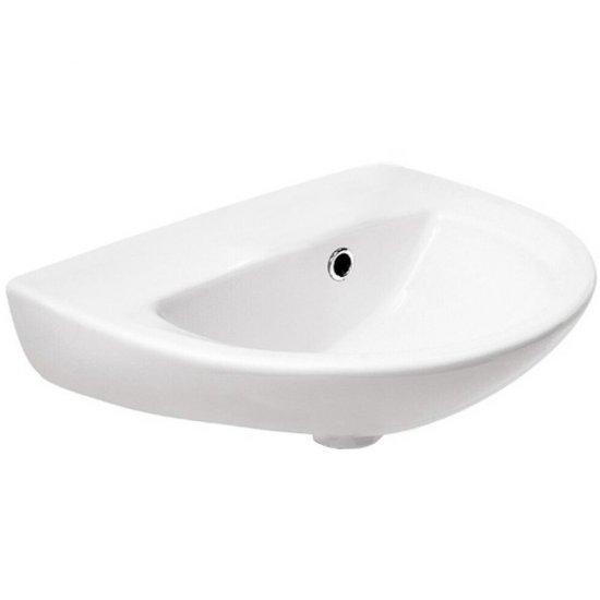 Umywalka PRESIDENT 45 bez otworu na armaturę
