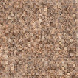 Gres szkliwiony ROYAL GARDEN brown mat 42x42 gat. II
