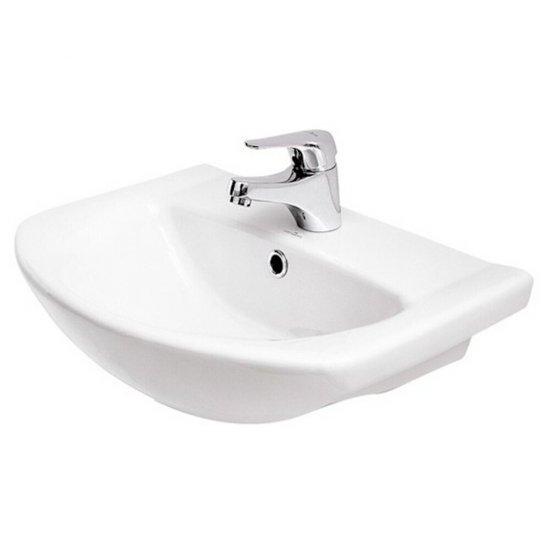 Umywalka meblowa LIBRA 50 biała