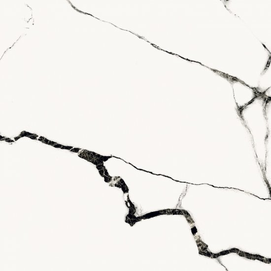 Gres szkliwiony ETERNAL white polished 59,8x59,8 gat. II