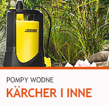 Pompy wodne