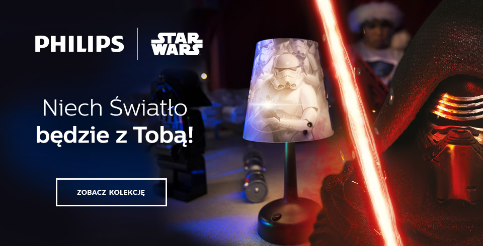 Kolekcja Philips Star Wars