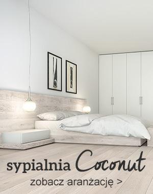 Sypialnia Coconut