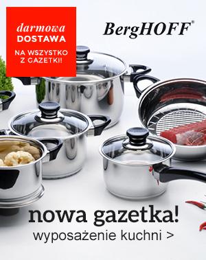 gazetka Berghoff