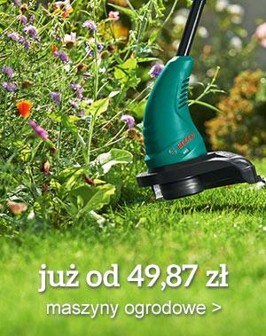 maszyny ogrodowe