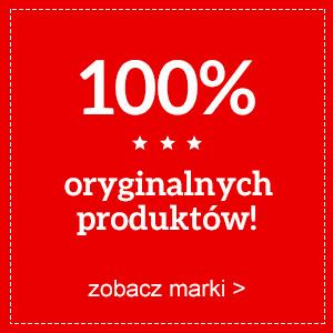 100% oryginalnych produktów