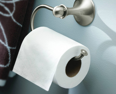 Uchwyty na papier toaletowy - nexterio.pl