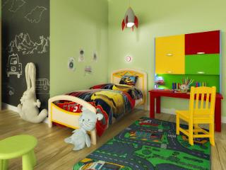 Pokój dziecka Stacyjkowo