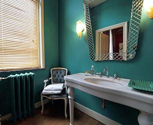 Łazienka z lat 20-tych