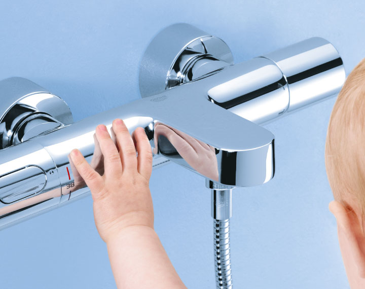 GROHE CoolTouch®