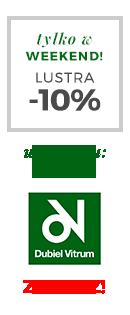 -10% na lustra dubiel vitrum